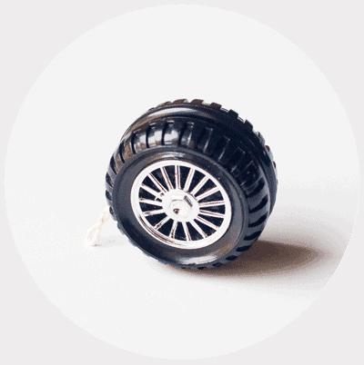 YoYos-Wheels
