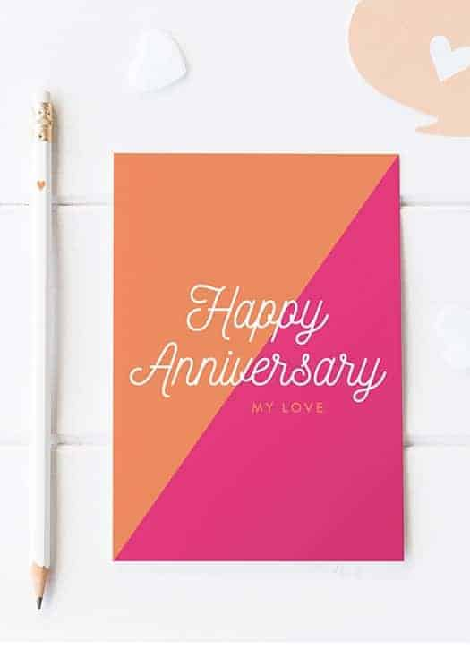 A Thoughtful & Romantic Anniversary Gift Idea