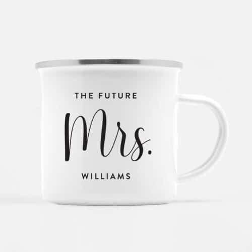 The Future Mrs. Camp Mug